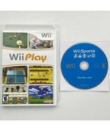 Nintendo Wii Sports & Wii Play Games 2 Pack Combo - $28.04