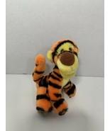 Walt Disney small vintage Tigger tiger plush Winnie the Pooh mini stuffe... - $8.90