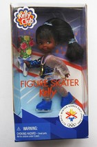 Kelly Club Figure Skater AFRICAN AMERICAN Olympics Doll 2002 New 4-inch ... - $24.65