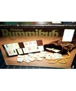 Rummikub Miniature Tiles Game-Made in Israel-Complete - $30.00