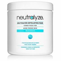 Neutralyze Exfoliating Pads - Maximum Strength Acne Treatment Pads With ... - $16.82