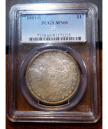 1881-S Morgan Dollar MS 66 PCGS           11393-210 - €370,68 EUR