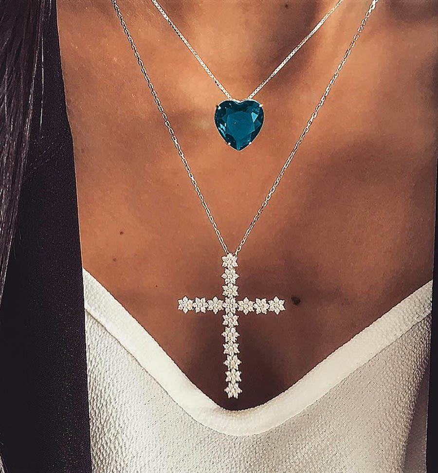 Bohemian Animal Eagle Choker Necklaces (2), Fashion Round Charm Pendant RM