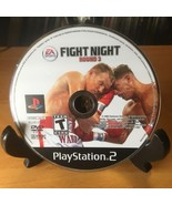 Fight Night: Round 3 (Sony PlayStation 2, 2006) Disc Only - $6.82