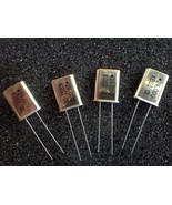 24MHz / 24.000 MHZ Crystal Oscillator HC-49U -4pcs - $0.90