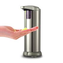 NBICON 280ml Automatic Liquid Soap Dispenser Shower Bath Stainless Steel - $24.95