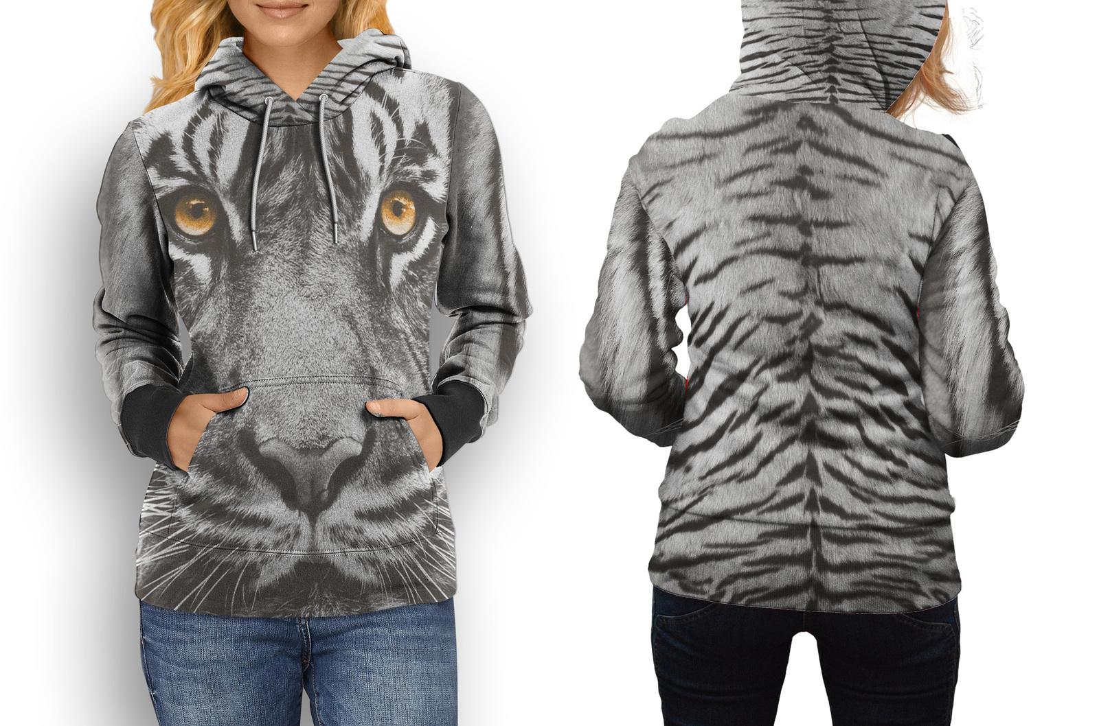 hoodie women Eyes Of Tiger