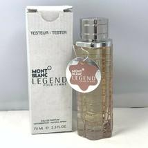 Mont Blanc Legend Pour Femme Perfume 2.5 Oz Eau De Parfum Spray image 1