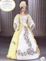 Dolly Madison Fashion Doll Crochet PATTERN/INSTRUCTIONS/NEW by Annies - $6.27