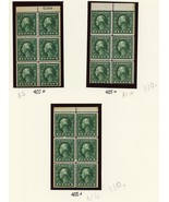 Early High Quality Booklet Pane Collection Many VF NH Cat $1859.75 - Stu... - $1,095.00