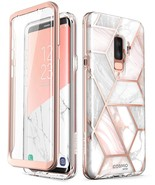 Samsung Galaxy S9 Cosmo Case with Screen Protector (Pink) - $13.99