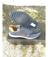 Hugo Boss Men's Shoes Legacy Runn Burs Dark Blue Size 9 US - $217.80