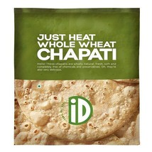 Id Just Heat - Whole Wheat Chapti, 350 gm Pouch - $12.06