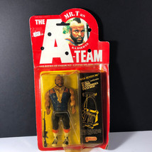 1983 Galoob A-TEAM Action Figure Vintage Moc Mr. T As Ba Baracus B.A. Mechanic - $173.25