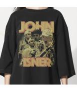JOHN ROBERT ISNER   JOHN ISNER SHIRT   TENNIS PLAYER SHIRT CUSTOM VINTAG... - $19.89+