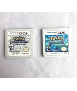 Pokemon Alpha Sapphire AND Mystery Dungeon Gates to Infinity 2 3DS Games... - $31.63