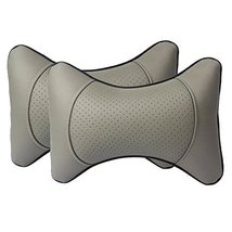 George Jimmy A Pair of Car Seat Headrest Travel Pillow Neck Pillow Brace... - $374,31 MXN