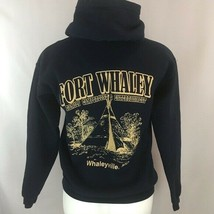 Youth XL Fort Whaley Whaleyville MD Navy Hoodie - $12.65