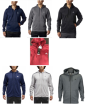 Adidas Men's Tech Fleece Full Zip Hoodie - $28.49
