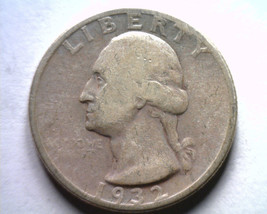 1932 WASHINGTON QUARTER FINE F NICE ORIGINAL COIN FROM BOBS COINS FAST S... - $10.00