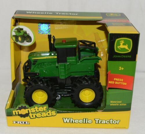John Deere TBEK46150 Monster Treads Motorized Wheelie Tractor