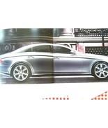 2008 mercedes cls 63 amg cl550  owners sales brochure new original cls c... - $14.84
