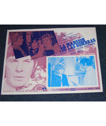 mansion of shadows nimoy mexican vintage repro lobby card - $19.99