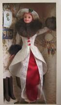 "Barbie 1995 Hallmark Special Edition 12"" Doll [Brand New] Holiday Memories - $31.61"
