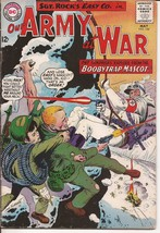 DC Our Army At War #154 Sgt. Rock Easy Co. Boobytrap Mascot Battlefield ... - $9.95