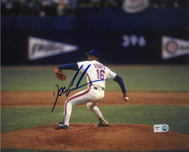 Dwight (DOC) Gooden signed New York Mets 8X10 Photo (horizontal)- MLB Ho... - $26.95