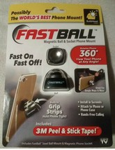 Fast Ball, Magnetic Phone Mount - As Seen On TV, Smartphone Car Holder, ... - $10.66