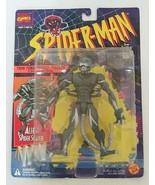 Marvel Spider-Man Alien Spider Slayer Action Figure Toy Biz 1994 - $28.00