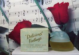 Delicious Feelings By Gale Hayman EDT Spray 1.7 FL. OZ. NWB. Vintage. - $29.99