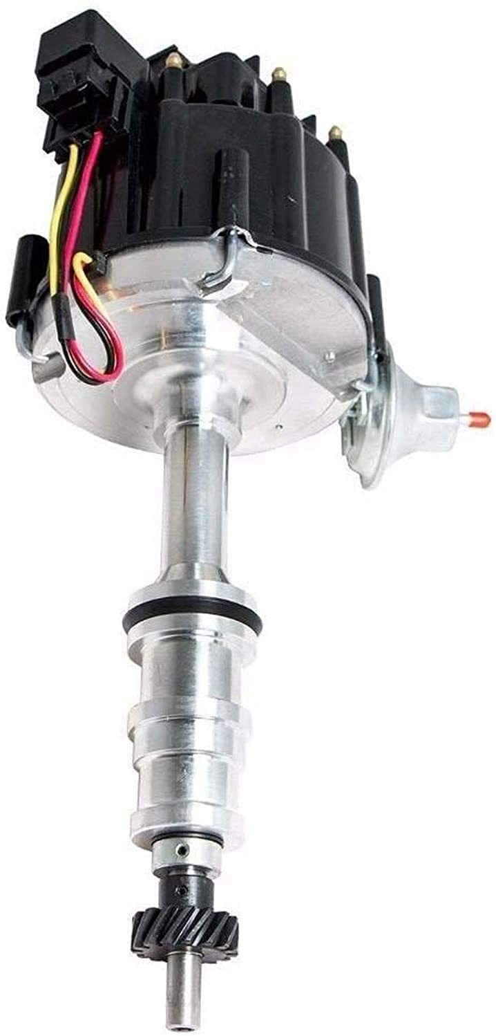 A-Team Performance HEI Complete Distributor 65K Coil Compatible With Ford FE 352