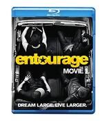 Entourage: The Movie  [Blu-ray + DVD] - $2.95