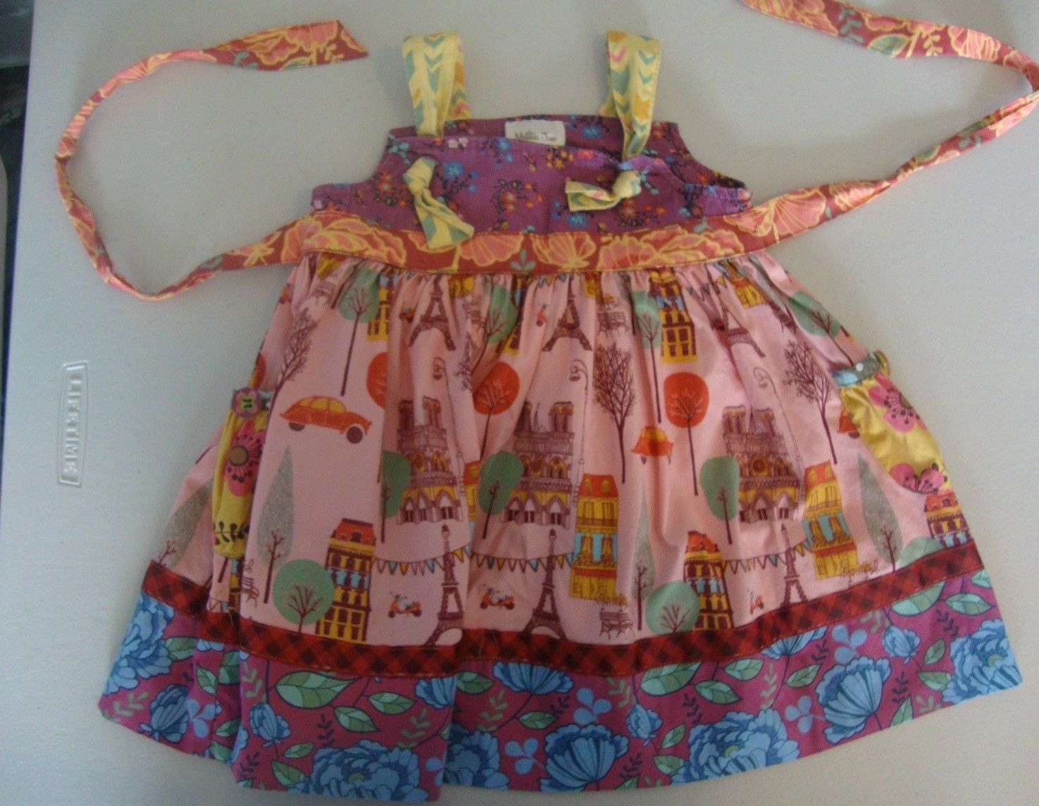 Matilda Jane Color Time Tunic Size 18-24 Months