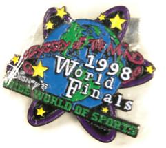 1998 World Finals Wide World of Sports Odyssey of Mind Walt Disney Pin Pinback - $9.65