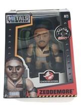 Ghost Busters Winston Zeddemore Die Cast Metal Figure Figurine M73 97640 - $19.95