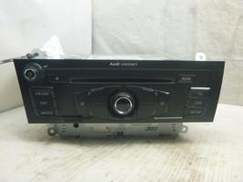 10 11 12 Audi A4 Concert  Satellite Radio Cd Player 8T1035186R Bulk 17 - $55.69