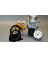 SMC AR40K-N04BG-Z AR40K-N04-Z Regulator 160 PSI Gauge Bracket AR40P-270AS - $66.09