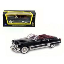 1949 Cadillac Coupe De Ville Black 1/43 Diecast Model Car by Road Signature 9422 - $18.36
