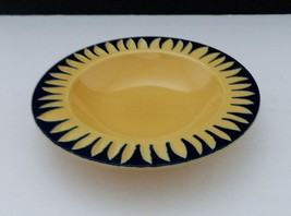 "Nancy Calhoun Dinnerware Country Cuisine ""Sunflower"" pattern Rimmed Soup... - $13.74"