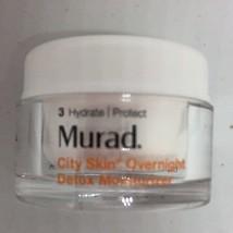 Murad City Skin Overnight Detox Moisturizer .25 oz - $13.61