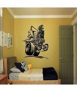 Wall Vinyl Sticker Decals Mural Room Design Monster Car Truck Retro Road - $63.00