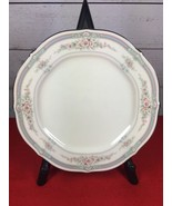 Noritake Rothschild Ivory China 8 3/8 Salad Luncheon Plate Mint Condition - $9.50