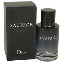 Christian Dior Sauvage 2.0 Oz Eau De Toilette Spray image 3