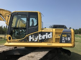 2014 Komatsu HB 215 LC For Sale in Conway, South Carolina 29527 image 5