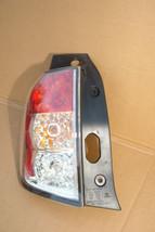 09-13 Subaru Forester Taillight Brake Light Lamp Left Driver Side LH image 2