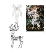 Ganz Prancing Reindeer Ornament: Very Special Nurse - $9.95