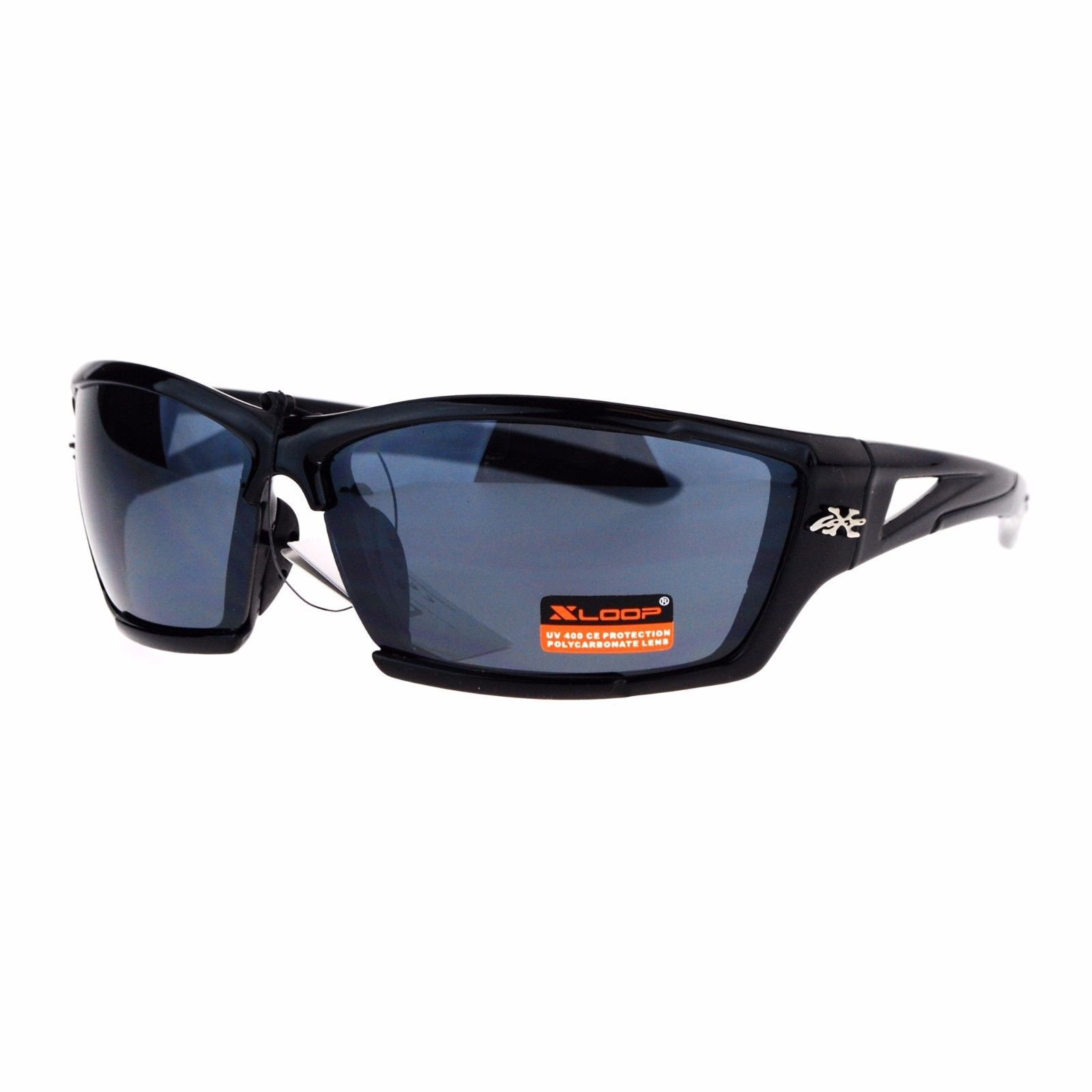 b98c58a433 57. 57. Previous. Xloop Mens Sports Sunglasses Wrap Around Rectangular  Frame UV 400. Xloop Mens Sports ...